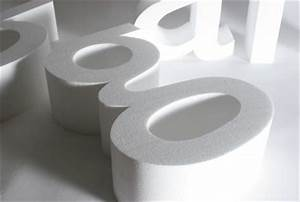21 diy styrofoam letters guide patterns With styrofoam sign letters