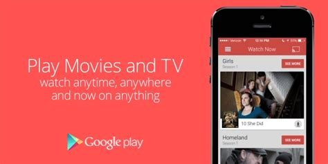 Google Play Movies & Tv App For Ios Updated With Offline