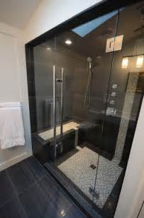 black bathroom tiles ideas 41 cool and eye catchy bathroom shower tile ideas digsdigs