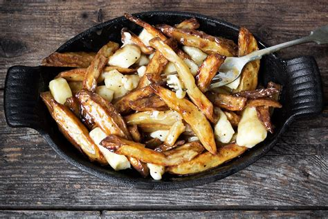 poutine cuisine authentic canadian poutine recipe seasons and suppers
