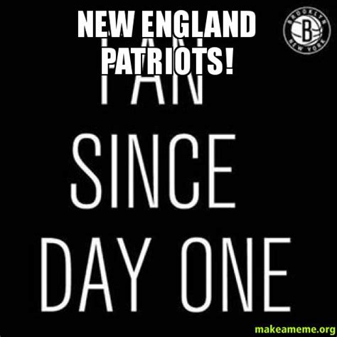 New England Memes - new england patriots make a meme