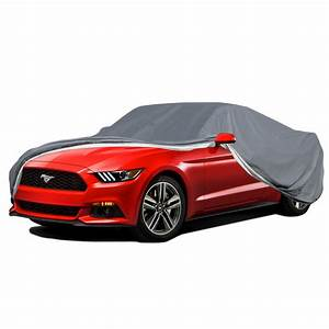 Car Cover for Ford Mustang 65-04 Outdoor Waterproof Dust Scratch Proof 4 Layer | eBay
