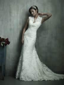 vintage lace wedding dresses sangmaestro - Apart Brautkleider