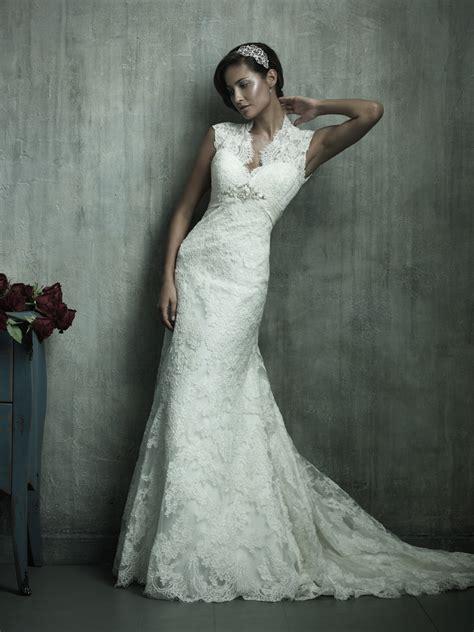 elegant vintage lace wedding dresses sang maestro
