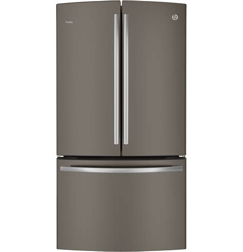 ge profile door refrigerator ge profile series energy 174 23 1 cu ft counter depth