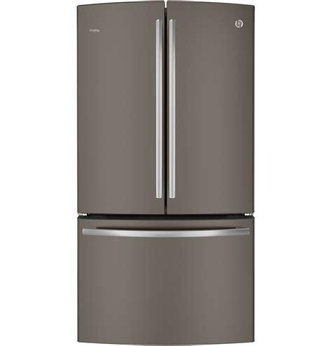refrigerator door counter depth ge profile series energy 174 23 1 cu ft counter depth