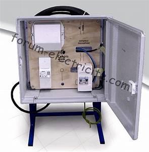 Coffret Electrique Leroy Merlin : astuces d pannage panne coffret chantier branchement ~ Dailycaller-alerts.com Idées de Décoration
