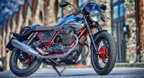 Moto Guzzi V7 Ii Racer Hd Photo by Moto Guzzi V7 Ii Racer Essai Vid 233 O Prix Et Photos