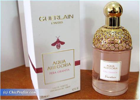 guerlain aqua allegoria pera granita  summer fragrance beauty trends  latest makeup