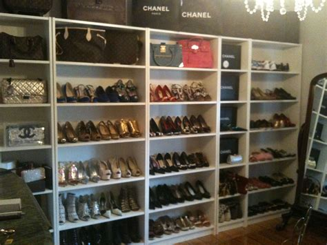 Shoe Storage Bookcase by Just Use Open Book Shelves For Bag Shoe Storage From