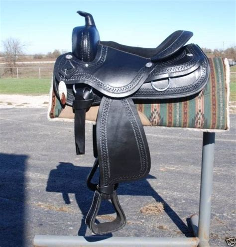 saddle horse draft western gullet frontier trail saddles brown equestrian harness short