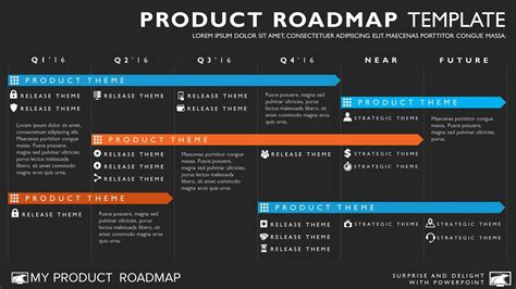 phase agile timeline roadmap powerpoint template