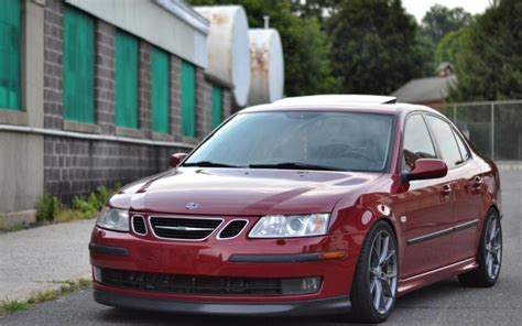 saab   aero  speed  mods deadclutch