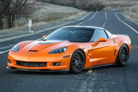 Z06 Would A 700hp Corvette Z06 Make You Rethink Driving