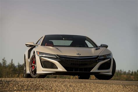 2017 acura nsx video road test welcome to today s future