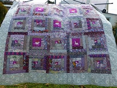 Unicorn Quilt Garden Fabric Pippa