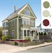 Exterior Colour Schemes For Victorian Homes by Pinterest The World S Catalog Of Ideas