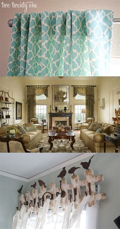 Make Your Own Living Room Curtains by Living Room Curtain Ideas Style