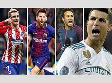 Cristiano Ronaldo vs Lionel Messi Real Madrid and