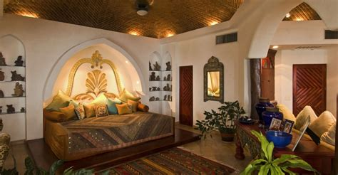 bedroom moroccan style luxury home  sale manzanillo