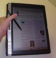 tablet pc wikipedia