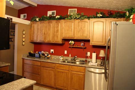 25+ Delightful Kitchen Decor Red