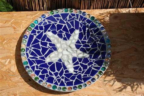 Mosaik Selber Machen Badezimmer by Mosaikschale Seestern Katuschka 180 S Celticgarden