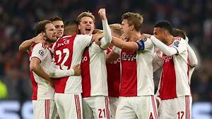 'A club with our DNA can beat Spurs & Barca' - 'historical ...  Ajax