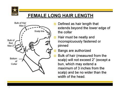 army hair regulations ar      march