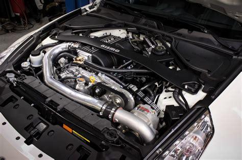 stillen vq supercharger kit   nissan