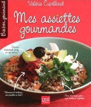 livre cuisine bio mes assiettes gourmandes esprit cabane idees creatives