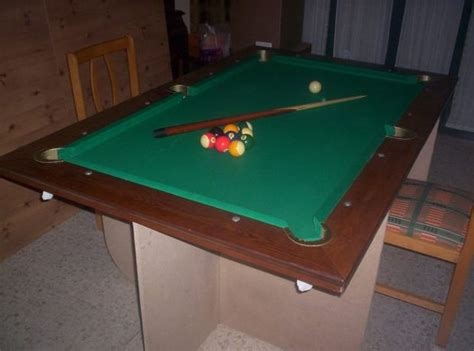 pool table no pool billiard table