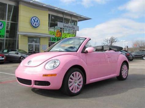 pink convertible volkswagen best 25 volkswagen new beetle ideas on pinterest vw