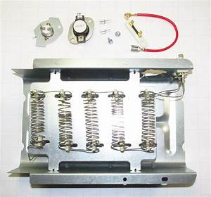8565582 Heating Element W   Fuse Kit For Whirlpool Kenmore