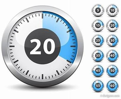 Clipart Minutes Vector Minute Timer Clock Countdown