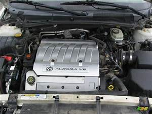 2001 Oldsmobile Aurora 4 0 Engine Photos