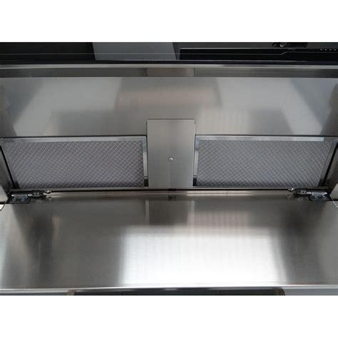 hotte de cuisine recyclage test de dietrich dhd1100x ufc que choisir
