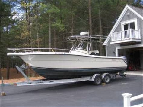 30 Foot Pursuit Boats For Sale by 26 Foot 2004 Pursuit 2670 Center Console The Hull