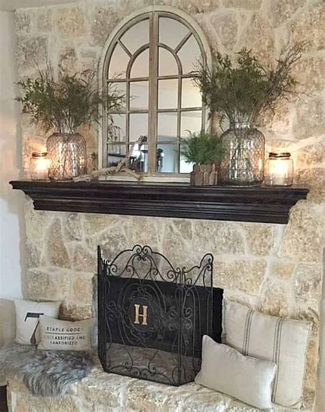 Decorating Ideas For Mantels by 16 Fireplace Mantel Decorating Ideas Futurist Architecture