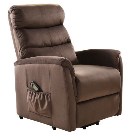 recliner chair walmart costway electric lift chair recliner reclining chair
