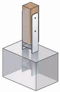 Carport H Anker Einbetonieren : 91 mm h anker pfostentr ger 91x600 pfostenanker carport ~ Michelbontemps.com Haus und Dekorationen