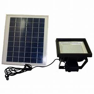 Great solar panel flood lights in portable light