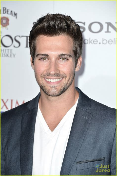 chord overstreet james maslow maxim hot  party