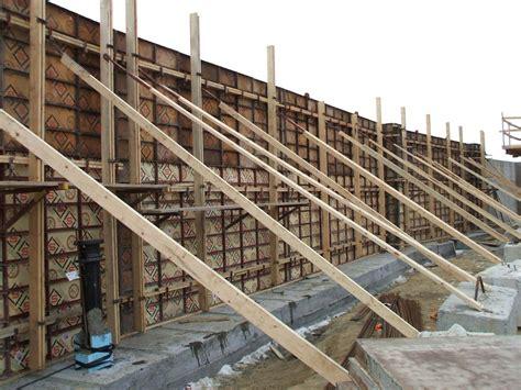 duraform concrete forms forming concrete foundation walls
