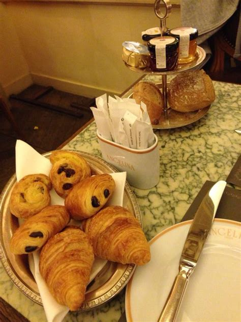 Angelinas in Paris - beaut champagne breakfast | Food ...