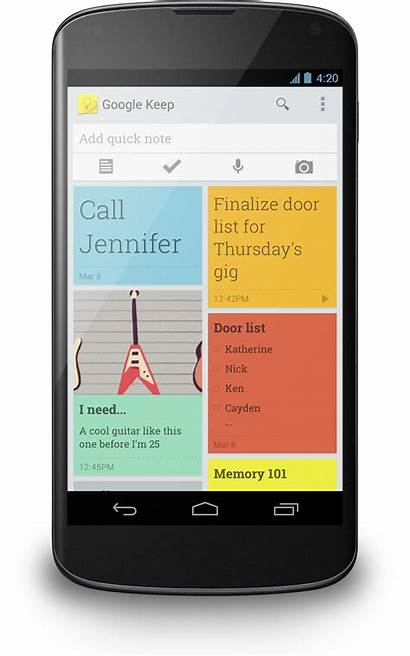 Google Keep App Extensions Classroom Teachers Secondary