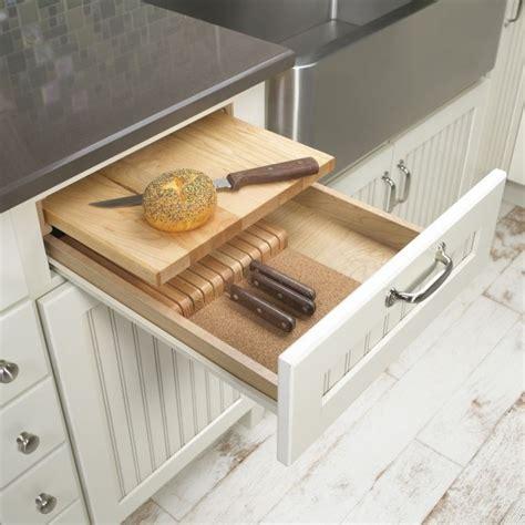 idee rangement cuisine porte couteaux de cuisine en 24 idées pratiques