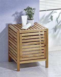 Badmöbel Aus Holz : schr nkchen ablage badm bel badezimmertisch aus ~ Lizthompson.info Haus und Dekorationen