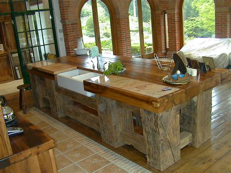 kitchen islands oak oak kitchen island unit the west sussex antique timber