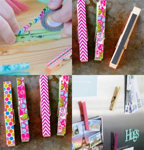 Kreative Ideen Für Zuhause by 15 Kreative Ideen F 252 R Zuhause W 228 Scheklammern Mal Anders